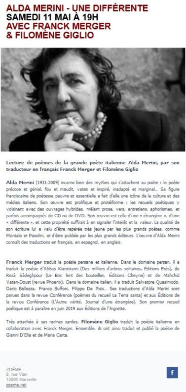 Newsletter Zoème
