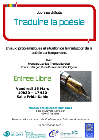 Angers - Flyer